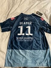 Kelly Slater Signed Autographed Authentic WSL Jersey Iconic Surfing Legend PROOF