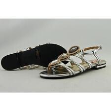 Gladiator Synthetic Sandals & Flip Flops for Women