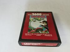 NEVER USED PAL BROWN CENTIPEDE  GAME FOR ATARI 2600 NOT FOR USA  M18