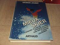 GUIDE PRATIQUE POUR MIEUX SKIER / GEORGES JOUBERT