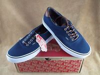 NEW VANS ERA 59 C&L SHOE DRS BLUES/PAISLEY MEN'S 6.5=WMN'S 8, MEN'S 7.5=WMN'S 9