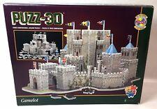 3D Puzzle Camelot da Wrebbit PUZZ - 3D