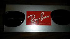 "Ray Ban ""New Wayfarer"" B-15 Brown Lenses 52 mm."