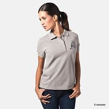 Polo Lamborghini Hydrogen Made in Italy t-shirt Donna Women 100% Autenthic