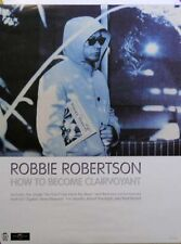 ROBBIE ROBERTSON POSTER, HOW TO BECOME... (Z7)