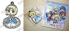 Hello! Kin-iro Mosaic Rubber Strap Shinobu Omiya Imaginary Princess Ver Licensed