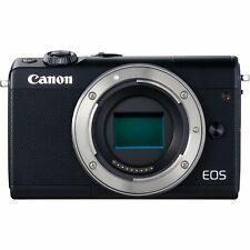 Canon EOS M100 Mirrorless Digital Camera (Black) Body