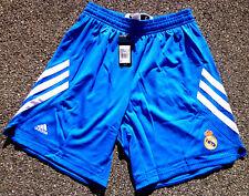 Real Madrid Baloncesto short pantalones cortos Adidas para caballeros talla s nuevo fan azul