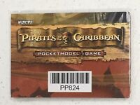 Pirates of the Caribbean Wizkids Game CSG Flying Dutchman #001 Unopened Cards.