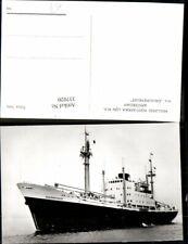 337020,Foto Ak Hochseeschiff Schiff m.s. Dahomeykust Holland West Afrika Lijn N.