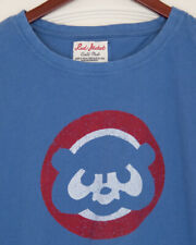 Chicago Cubs, MLB Red Jacket short sleeve t-shirt, blue size XL