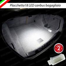 PLACCHETTA A LED BAGAGLIAIO 18 LED SPECIFICA BMW SERIE 3 E91 E93 6000K CANBUS