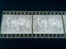 CLAUDE FRANÇOIS : LOT 2 NEGATIFS PHOTO ORIGINAUX 24x36mm