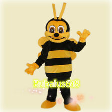 bee/Honeybee Animal adult Cartoon/Mascot costume Festival/Christmas Fancy dress