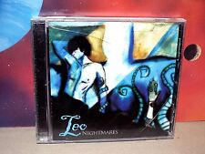 Leo - Nightmares (CD, 2007, Signed by Band, Rare, Used)