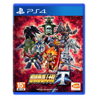Super Robot Wars T PlayStation PS4 2019 Chinese Pre-Owned