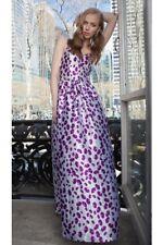 NWT! Emploi Sullivan Dress Flower  | SZ XS |  $139 Long Summer Dress