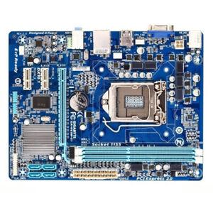 Desktop PC GA-H61M-DS2 Socket Motherboard Intel LGA 1155 DDR3 For Gigabyte ho
