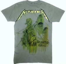Metallica ..AND JUSTICE FOR ALL T-Shirt NEW 100% Authentic & Official