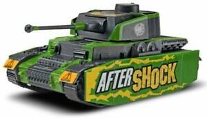 Revell Combat Crushers Aftershock Panzer Tank Plastic Model Kit, Collectible Toy