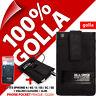 Golla Fin Languette Étui pour Téléphone Sac Pochette Apple Iphone 5 5S 5C Se 4