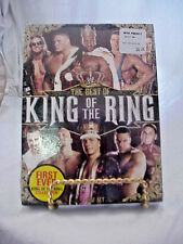 WWE DVD THE BEST OF KING OF THE RINGS 3-DISC SET IN SEALED PACKAGE