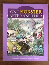 ONE MONSTER AFTER ANOTHER Mercer Mayer Softcover edition