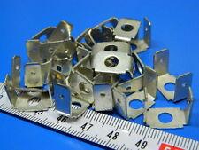 Terminale doppio faston fissaggio foro mm.5 (25 pezzi)