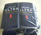 *Lot of 12* Michelob Beer Can Coozies Koozies Ultra Amber Max For 12 Pack *New*
