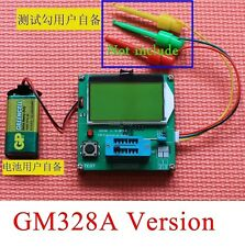 GM328 LCD transistor tester/ ESR table / LCR / frequency meter / square wave gen