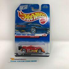Ferrari 333 SP #71 * RED * 2000 Hot Wheels * P1