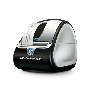 DYMO Label Printer | LabelWriter 450 Direct Thermal Label Printer, Great ... New