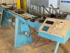 Clarke Amp Lewis Cl 75h Hydraulic Rotary Draw Tube Bender