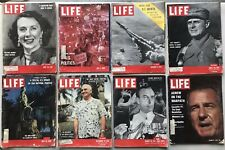 17 Vintage Life Magazines From The 40's-70's