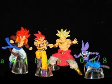 Bandai Dragonball Z Battle figure 02 gashapon (full set of 4 figures)
