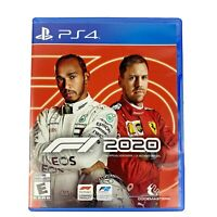 F1 2020 Standard Edition PlayStation 4 Video Game NEW