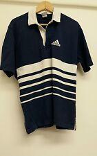 Adidas Blue T-Shirt Size S <J4979