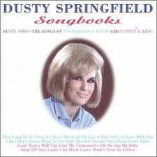 Dusty Springfield Songbooks CD NEW SEALED 1997 Bacharach & David/Goffin & King