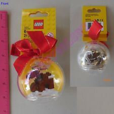 New LEGO Christmas Tree Decoration Reindeer Bauble 853574 - Ornament Stocking