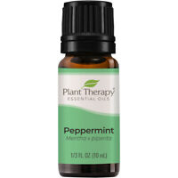 Plant Therapy Peppermint Essential Oil 100% Pure, Natural Aromatherapy