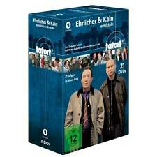 Tatort Dresden - Ehrlicher & Kain ermitteln Fall 21 DV Box