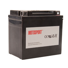 Motosport Maintenance-Free Battery with Acid ,GTX9BS, Polaris,Artic Cat,ATV