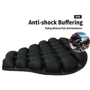 Motorcycle 3D Comfort Seat Cushion Tourtecs Air Motorbike Seat Pad Cover U K