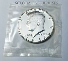 1964 P KENNEDY HALF *UNCIRCULATED - 90% SILVER GEM PROOF*
