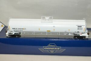 HO Athearn Genesis Exxon-Mobil Oil 33k gallon LPG GAS PROPANE tank car train