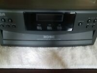 RCA 3 Disc Home Audio CD Player