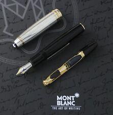 Montblanc 147 Doué Traveler's Fountain Pen - Vintage - NOS