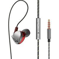 Neue Kopfhörer HIFI QKZ CK7 In Ohr Kopfhörer 3.5mm Stereo Race Sport Headset