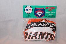 NEW IN PACKAGE VINTAGE 1993 SAN FRANSICO GIANTS BABY DIAPER COVER