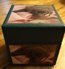 Lang Animal Print Dogs Nesting Stacking Boxes Set Of Three